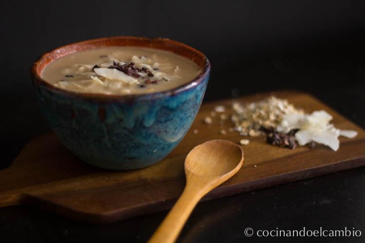 Porridge especiado cocinando el cambio - Cocinando el cambio ...