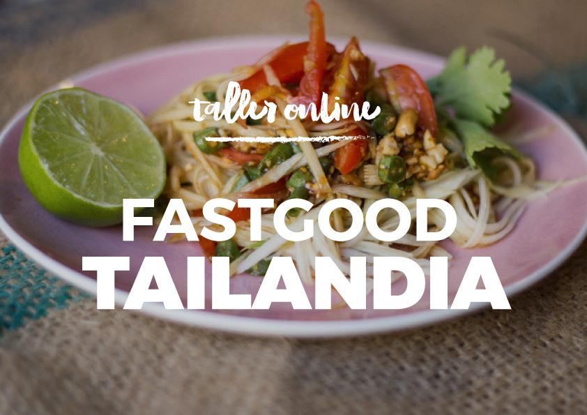 Fastgood tailandia cocinando el cambio for Cocinando el cambio