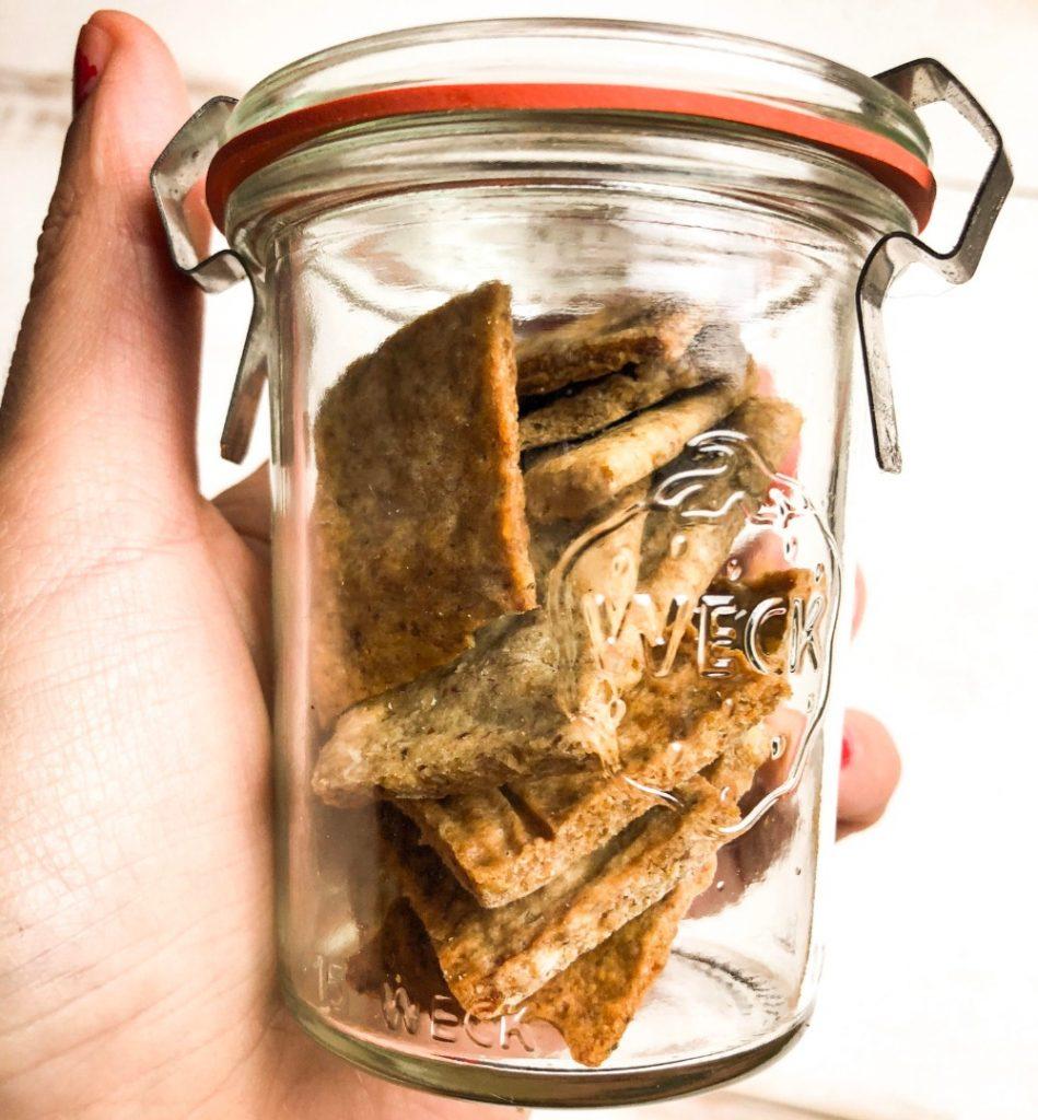 pan de flores de trigo sarraceno