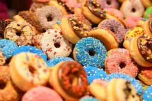 Donuts ultraprocesados