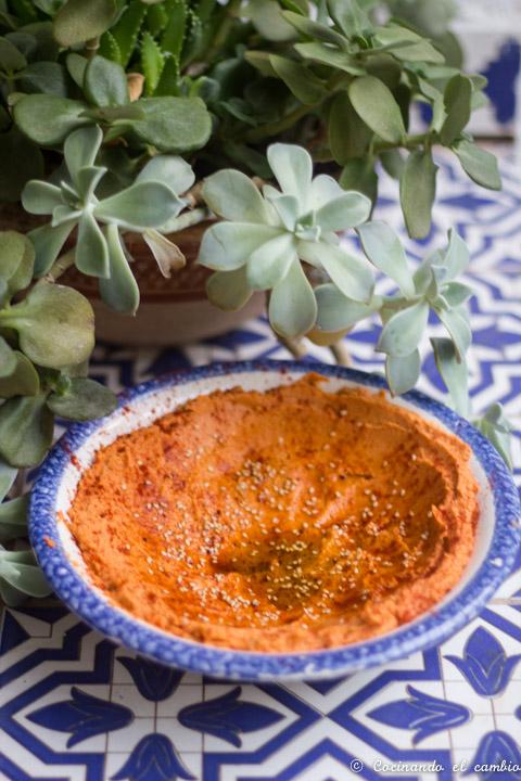 alimentos básicos legumbres para hacer humus