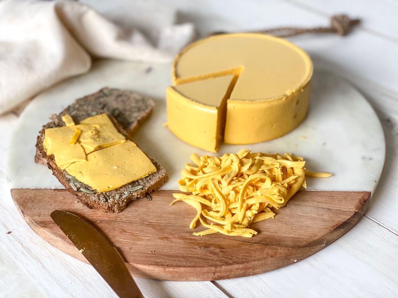 alimentos básicos levadura nutricional para hacer queso sin lácteos