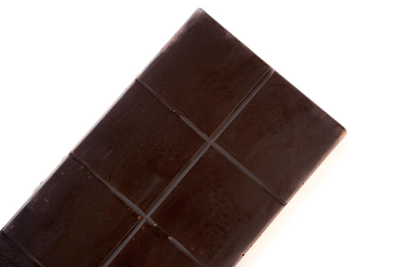 Beneficios del chocolate negro (tableta)